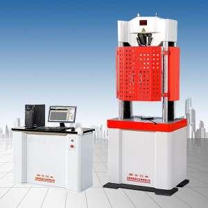 WAW-1000-1000KN微机控制电液伺服万能试验机