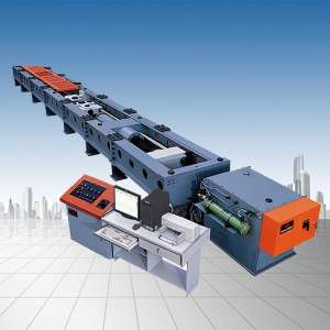 2000KN-200吨微机屏显卧式拉力试验机